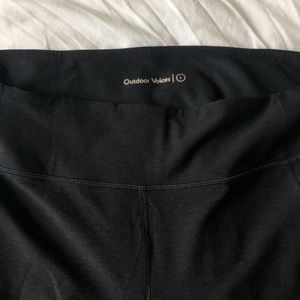 Outdoor Voices Pants - Outdoor Voices Warmup Leggings
